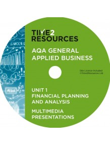 AQA Applied General Business Unit 1 to 3 Multimedia Presentations