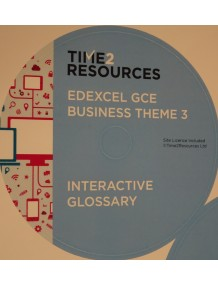 Edexcel GCE Business Theme 3 Interactive Glossary