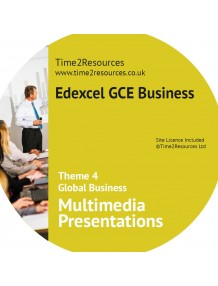 Edexcel GCE Business Theme 4 Multimedia Presentations