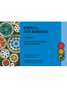 Edexcel GCE Business Theme 3 Revision Guides (10)