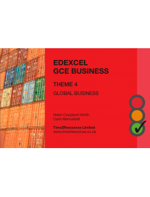 Edexcel GCE Business Theme 4 Revision Guides (10)