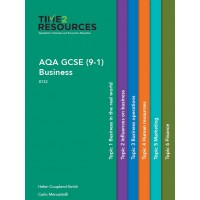 GCSE (9-1) AQA Business Topics 1-6 Course Guide