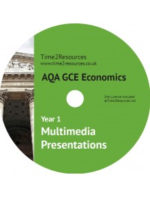 AQA GCE Economics Year 1 Multimedia Presentations
