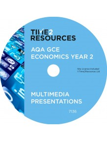 AQA GCE Economics Year 2 Multimedia Presentations