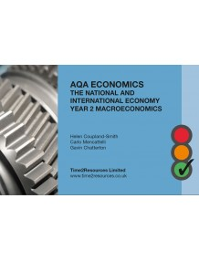 AQA GCE Economics The National and International Economy (Year 2) Revision Guides (10)