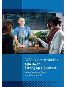 AQA Unit 1 Setting up a Business Revision Guide (Pack of 10)