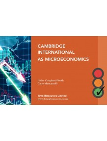 CAIE GCE Economics Year 1 AS Microeconomics Revision Guides (10)