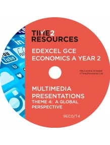 Edexcel GCE Economics A Theme 4 Multimedia Presentations