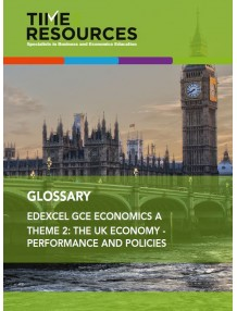 Edexcel GCE Economics A Year 1 Glossary Book (10)