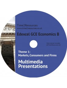 Edexcel GCE Economics B Theme 1 Multimedia Presentations