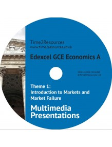 Edexcel GCE Economics A Theme 1 Multimedia Presentations