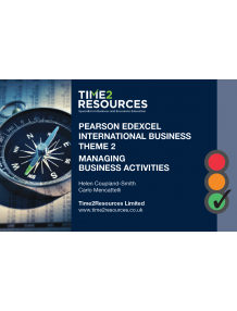 Pearson Edexcel International Business Theme 2 Revision Guides (10)