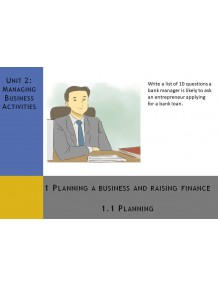 Edexcel International A level Business Theme 2 Multimedia Presentations