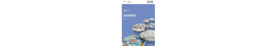 GCSE (9-1) OCR Business