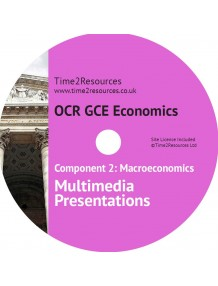 OCR GCE Economics Macroeconomics Year 1 Multimedia Presentations