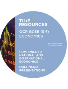 GCSE (9-1) OCR Economics Multimedia Presentations Component 2