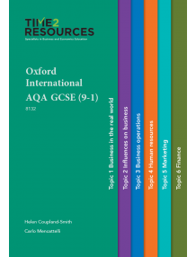 Oxford AQA International GCSE Business Revision Guide