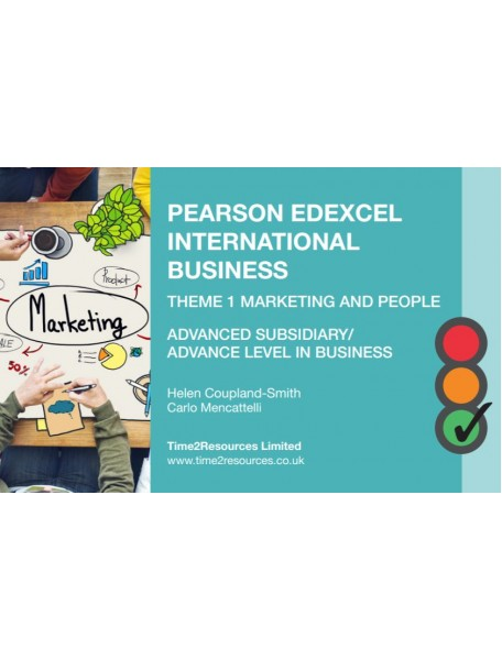 Pearson Edexcel International Business Theme 1 Revision Guides (10)