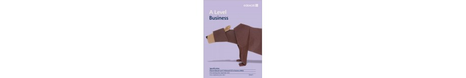 Edexcel GCE Business
