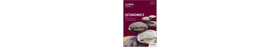 OCR GCE Economics