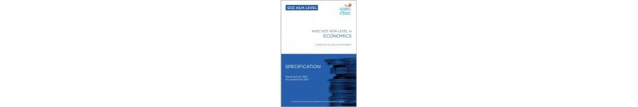 WJEC/Eduqas GCE Economics