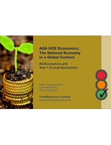 AQA GCE Economics The National Economy in a Global Context (AS and Year 1) Revision Guides (50)